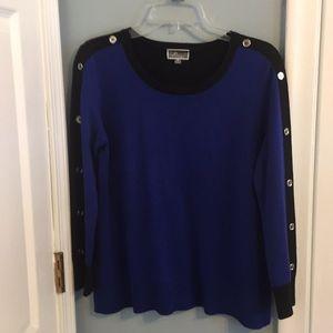 JM Collections blouse